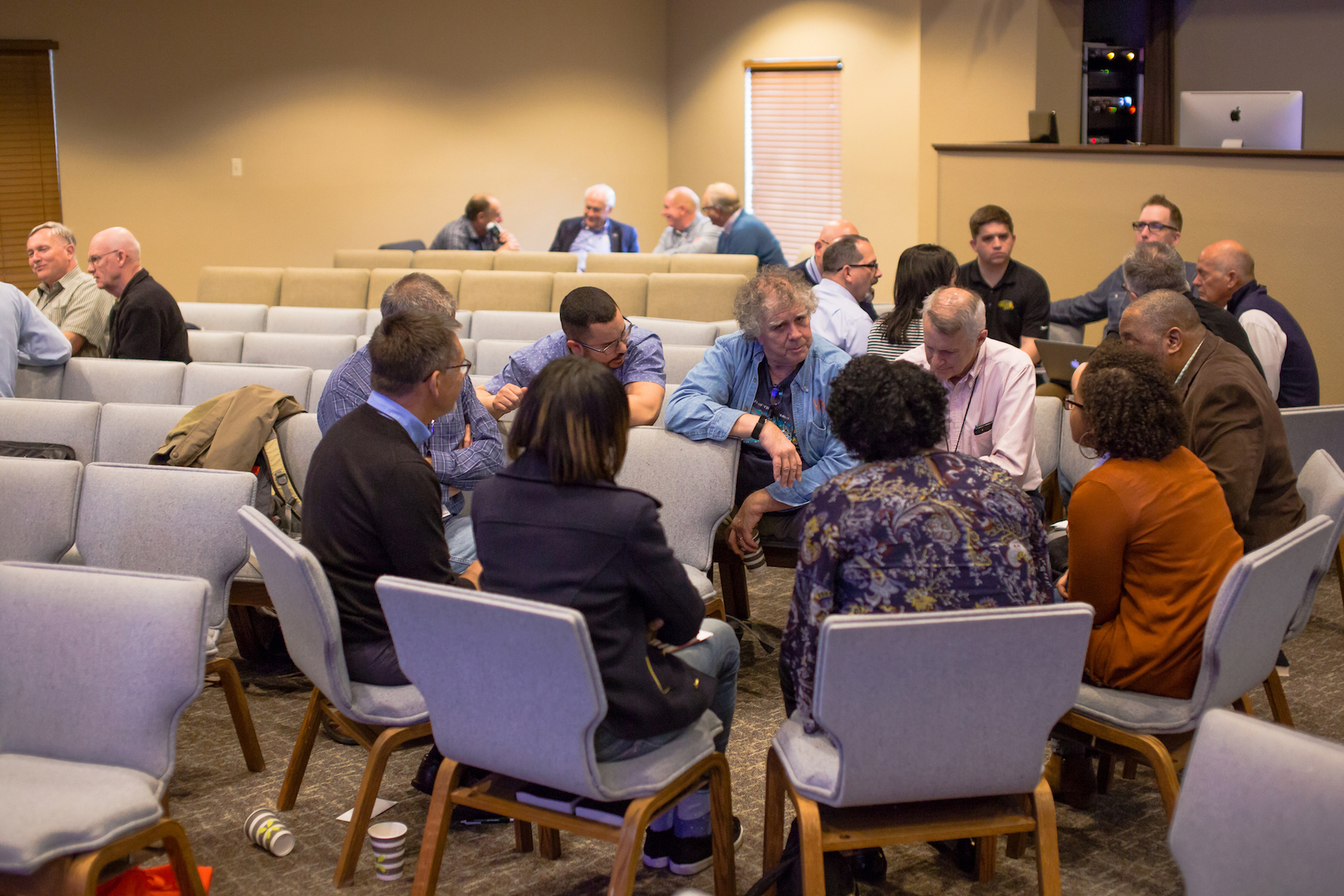 2018 EFCA Theology Conference