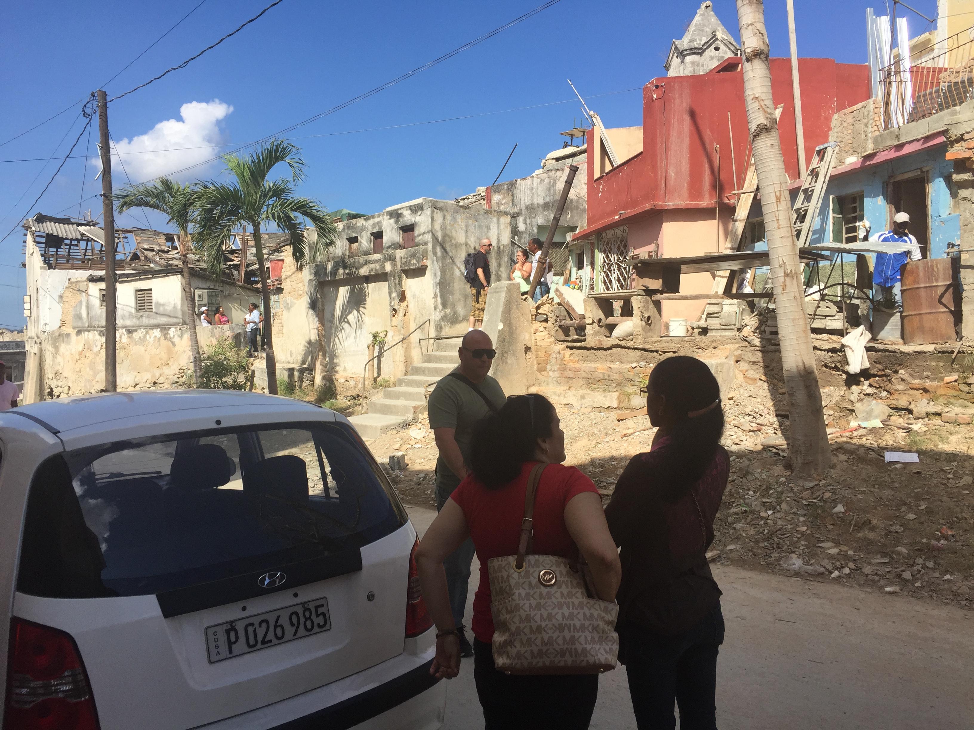 Havana Tornado Aftermath