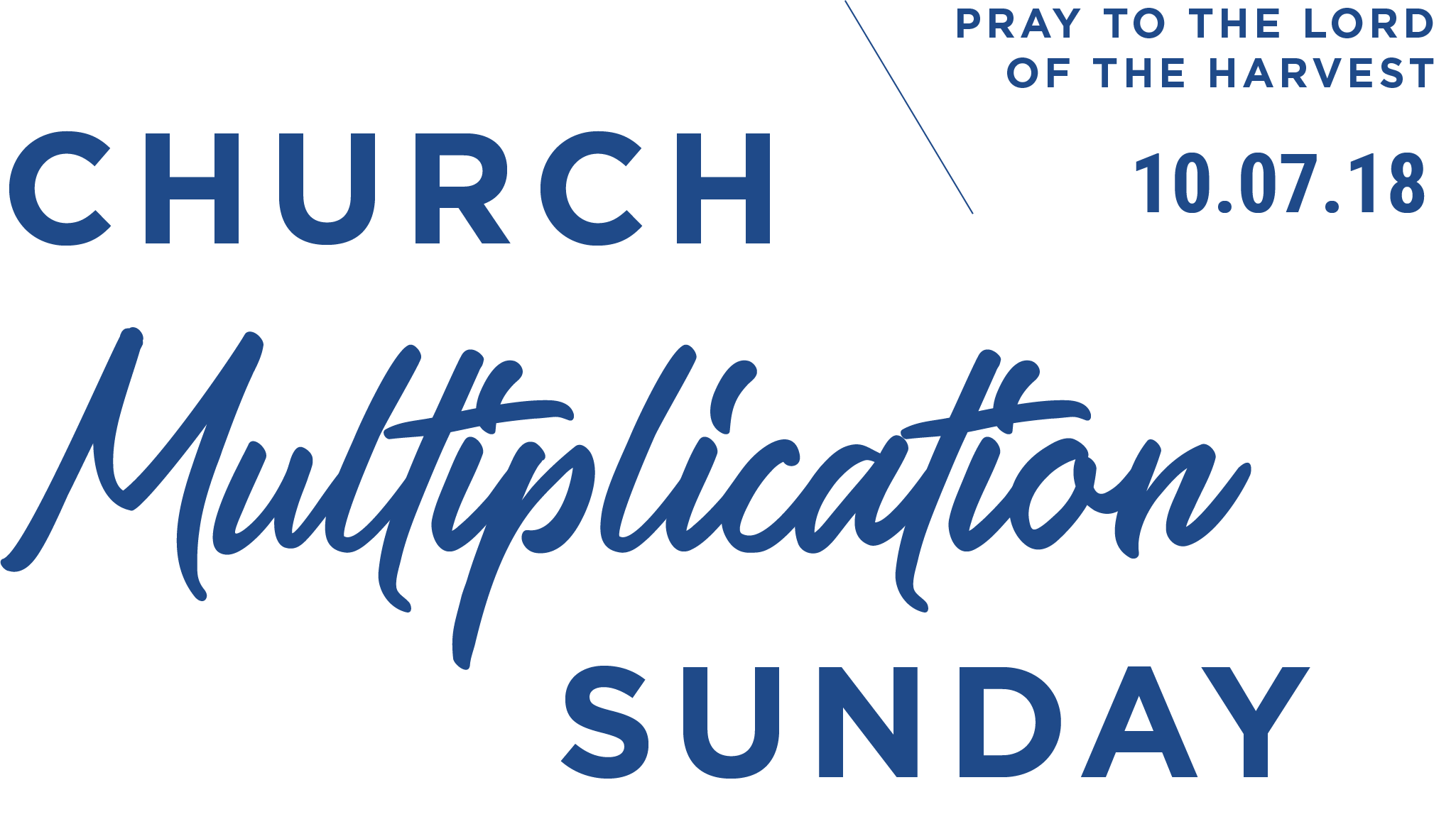 Church Multiplication Sunday Resources | EFCA