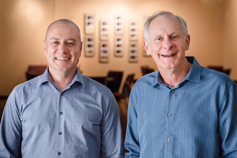 Sean McDowell and Randy Discher